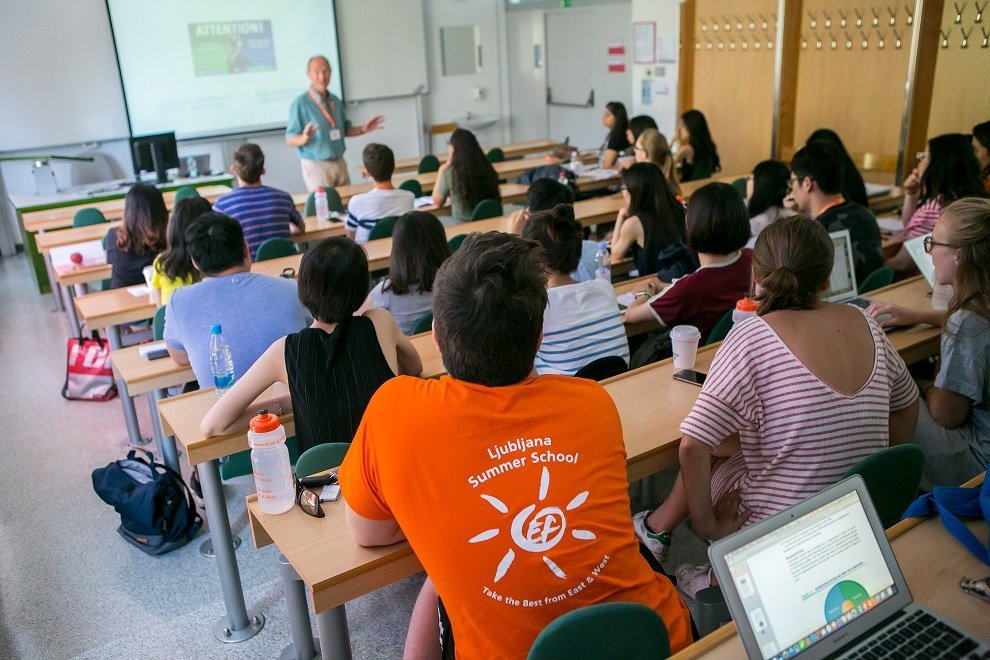 Ljubljana Class Room2