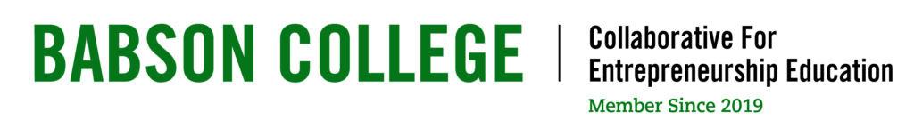 Logo Babson collaborative member since 2019
