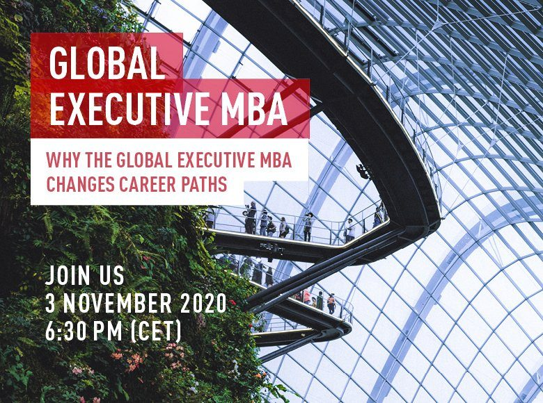 Global Executive Mba forum 780 X 580