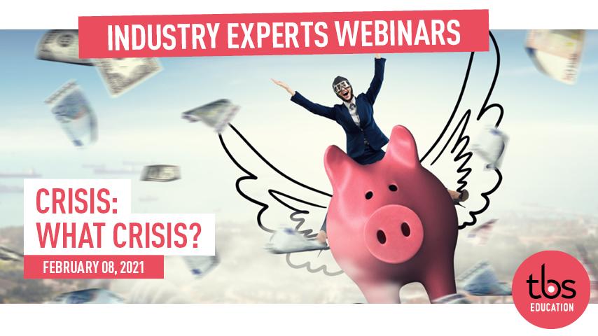 Industry Experts Webinar Crisis